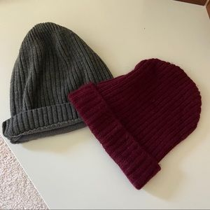 Bundle of 2 Beanies